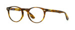 Ray Ban Designer Reading Glasses in Glossy Dark Havana Tortoise RB5283-2144-49mm