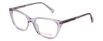 Vivid Designer Reading Eyeglasses 886 in Shiny Light Purple 53 mm Progressive
