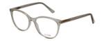 Vivid Designer Reading Eyeglasses Splash 75 in Clear Sparkle 52 mm Bi-Focal