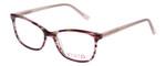 Vivid Designer Reading Eye Glasses Splash 893 Marble Wine Red/Purple 52 mm Progressive