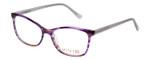 Vivid Designer Reading Eyeglasses 893 Marble Purple/Lavender 52 mm