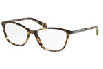 Coach Designer Eyeglasses HC6121 in Grey Green Tortoise- 55 mm Custom Lens