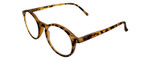 Calabria Elite Designer Unisex Round Reading Glasses ZT1662 42 mm