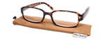 Calabria Boris Rectangular Designer Reading Glasses 50mm