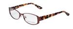Corinne McCormack Designer Eyeglasses Murray Hill in Pink Rose 52mm :: Rx Single Vision