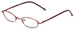 Calabria FlexPlus 100 Burgundy Reading Glasses