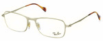 Ray-Ban Rx Designer Eyeglasses 6253-2754 :: Custom Left & Right