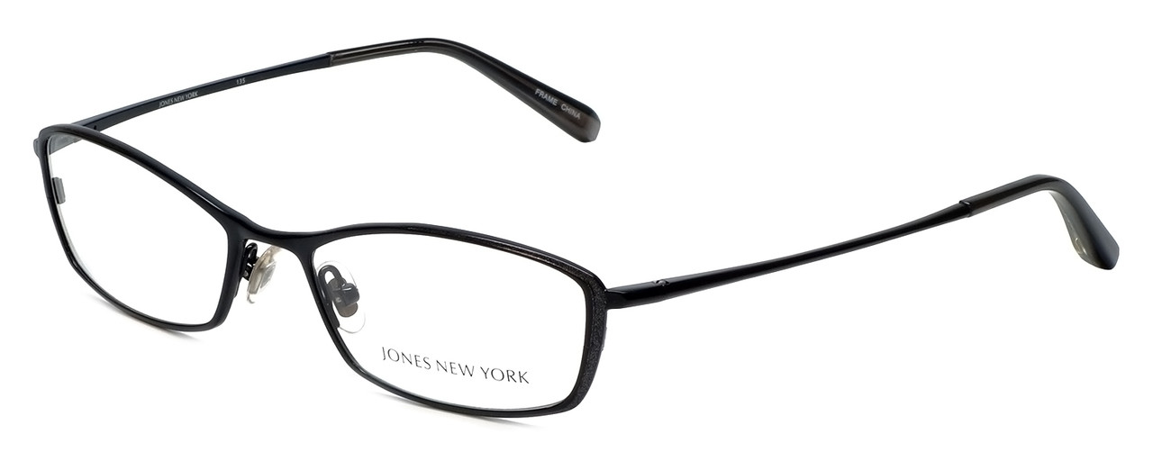 099f699687 Jones New York Designer Reading Glasses J440 Black - Designer ...