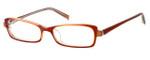 Jones New York Designer Eyeglasses J725 Sienna :: Custom Left & Right Lens
