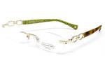 Coach Designer Reading Glasses 5017-9072