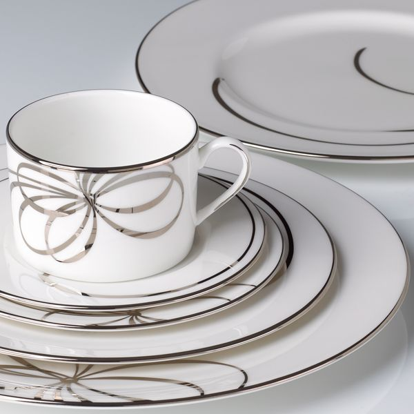 kate-spade-new-york-belle-boulevard-5-pc- : kate spade dinnerware sets - pezcame.com