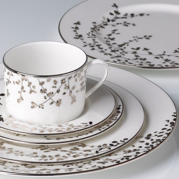 Kate Spade New York Collection Nehas China Crystal & Interesting Kate Spade June Lane Gold 5 Piece Place Setting ...