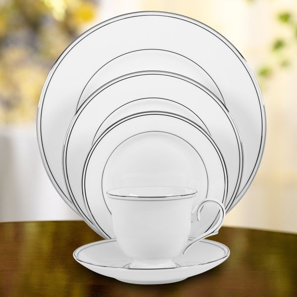Lenox-Federal-Platinum-5-Piece-Place-Setting 100291602 - Nehas China ...