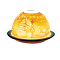 Bernardaud  Grenadiers Tealight