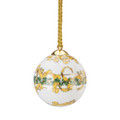 Versace A Winter's Night Globe Ornament 3 in 14283-409945-27940