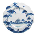Juliska Country Estate Delft Blue Dessert Plate Conservatory 9 in CE02.44