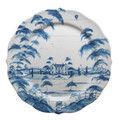 Juliska Country Estate Delft Blue Charger Plate Main House 13.5 in CE09.44