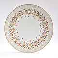 Bernardaud Noel Dinner Plate 10.5 in 191621761