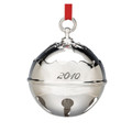 Reed and Barton Holly Bell Ornament 2010 35th Edition 3.25 in 2010