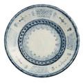 Arte Italica Burano Round Platter, Limited Edition Signed 19.5 in BUR6885LTD