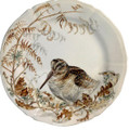 Gien Sologne Dessert Plate Woodduck 9.25 in 1631ADE126