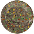 Gien Rambouillet Foliage Dessert Plate 9.1 in.