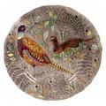 Gien Rambouillet Dinner Plate Pheasant 10.3 in.