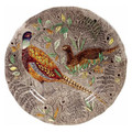 Gien Rambouillet Dinner Plate Pheasant 10.3 in. 0126CAP226