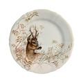 Gien Sologne Dessert Plate Deer 9.25 in 1631ADE326