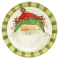 Vietri Old St. Nick Dinner Plate 10.75 in. OSN_7800B