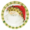Vietri Old St. Nick Dinner Plate 10.75 in. OSN_7800C
