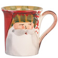 Vietri Old St. Nick Mug 14 oz. OSN_7810D