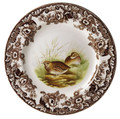 Spode Woodland Quail Salad Plate 8 in.