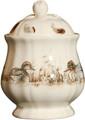 Gien Sologne Sugar Bowl 1631CSU048
