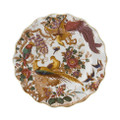 Royal Crown Derby Olde-Avesbury-Fluted-Dessert-Plate OLDAV00026