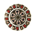 Royal Crown Derby Old-Imari-Bread-&-Butter-Plate-6-in. JAPAN00103