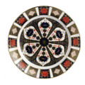 Royal Crown Derby Old-Imari-Sauce-Boat-and-Stand