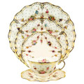 Royal Crown Derby Royal-Antoinette-5-piece-place-setting ROYAN09814