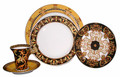 Versace Barocco 5-piece place setting