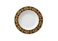 Versace Barocco Rim Soup Plate 8.5 in.