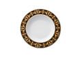Versace Barocco Rim Soup Plate 8.5 in.