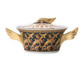 Versace Barocco Covered Vegetable Bowl 54 oz