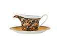 Versace Barocco Sauce Boat and Stand