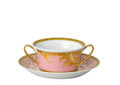 Versace Byzantine Dreams Cream Soup & Saucer