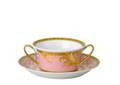 Versace Byzantine Dreams Cream Soup & Saucer
