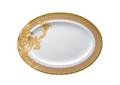 Versace Byzantine Dreams Platter 16 in.