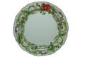 Versace Flower Fantasy Salad Plate 8 in.