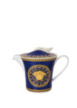 Versace Medusa Blue TeaPot 43 oz