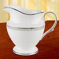Lenox Pearl Platinum Creamer 6111413