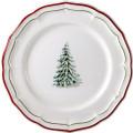 Gien Filets Noel Dinner Plate